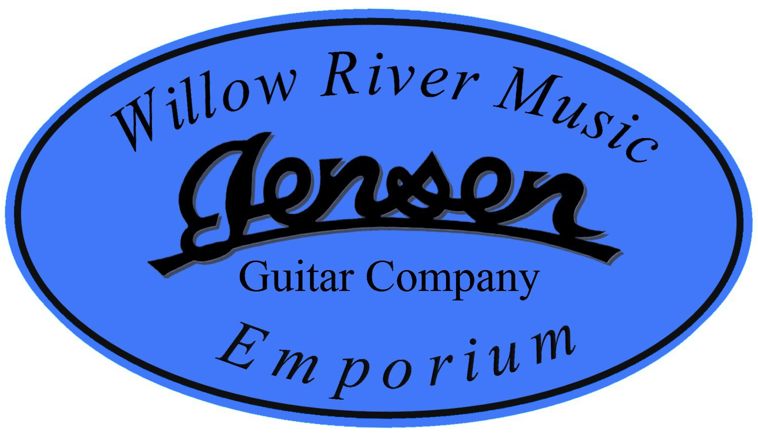 Jensen Guitar Company and Willow River Music Emporium